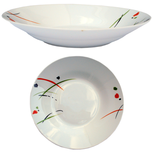 G565 SOUP PLATE 9