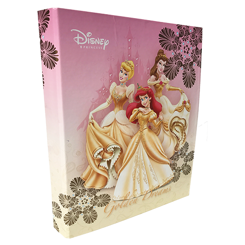 2 RING BINDER PRINCESS