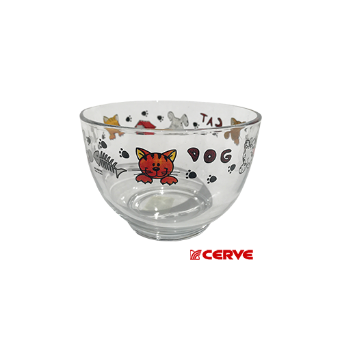 24830 BOWL 690CC CAT & DOG