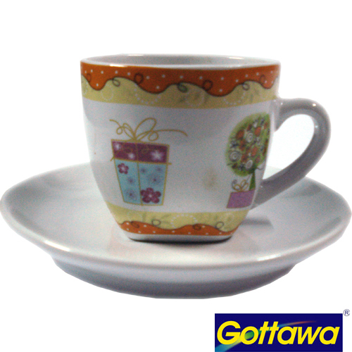 COFFEE CUP 130CC