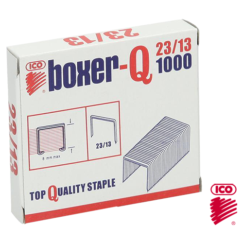 BOXER Q NO. 23/13 STAPLES