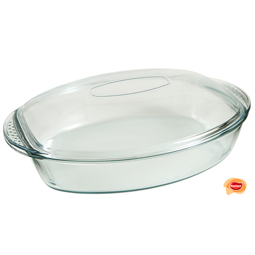 6665 OVAL DISH WITH HANDLE 5X27, 5X7