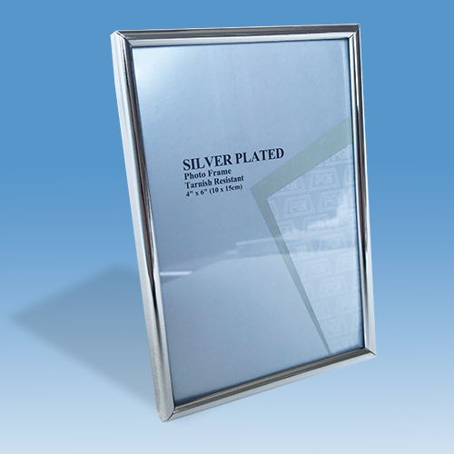 120S01 SILVER PHOTO FRAME