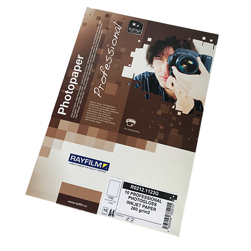R0212 PROFESSIONAL PHOTOPAPER 260 gr/m2