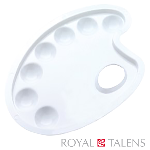 OVAL MIXING TRAY