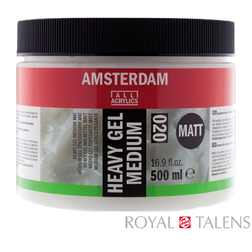 24183020 AAC HEAVY GEL MEDIUM MATT 500ML