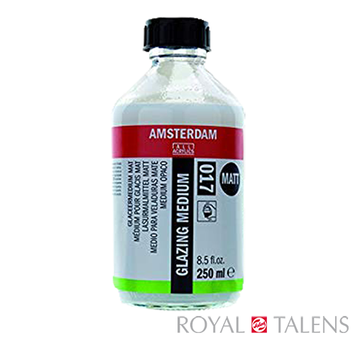 24173017 AAC GLAZING MEDIUM MATT 250ML