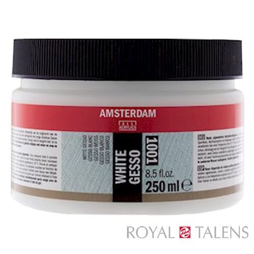 24173001 AAC GESSO WHITE 250ML