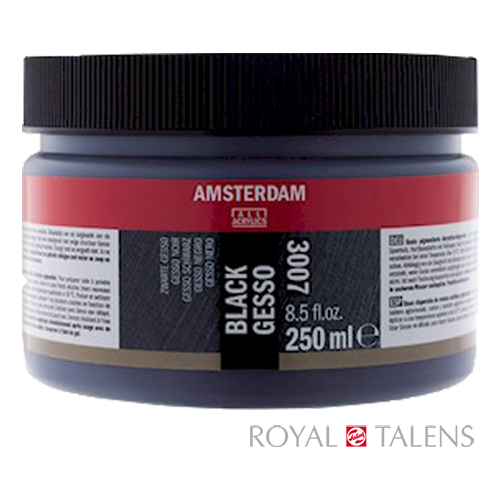 24173007 AAC GESSO BLACK 250ML