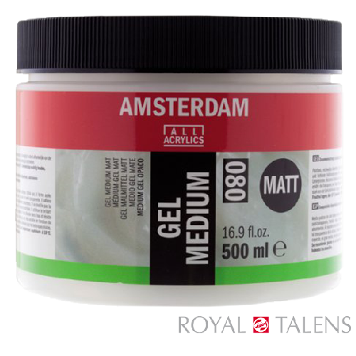 24183080 AAC GEL MEDIUM MATT 500ML
