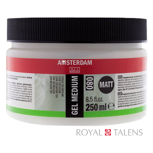 24173080 AAC GEL MEDIUM MATT 250ML