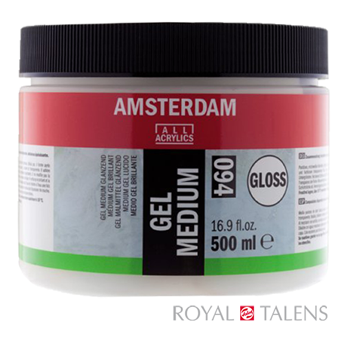 24183094 AAC GEL MEDIUM GLOSS 500ML