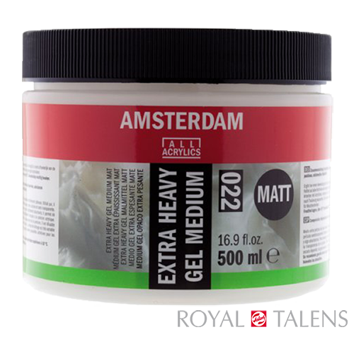 24183022 AAC EXTRA HEAVY GEL MEDIUM MATT 500ML