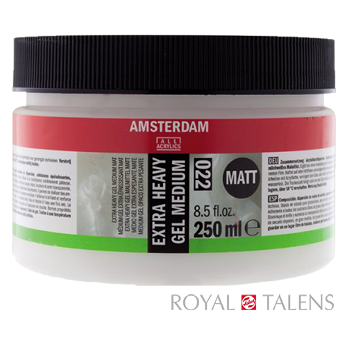 24173022 AAC EXTRA HEAVY GEL MEDIUM MATT 250ML