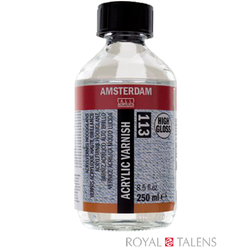 24303113 ACC ACRYLIC VARNISH HIGH GLOSS 250ML