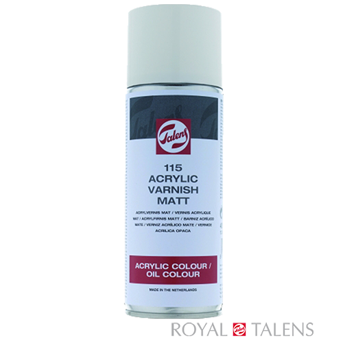 95160014 ACRYLIC VARNISH MATT SPRAY 400ML