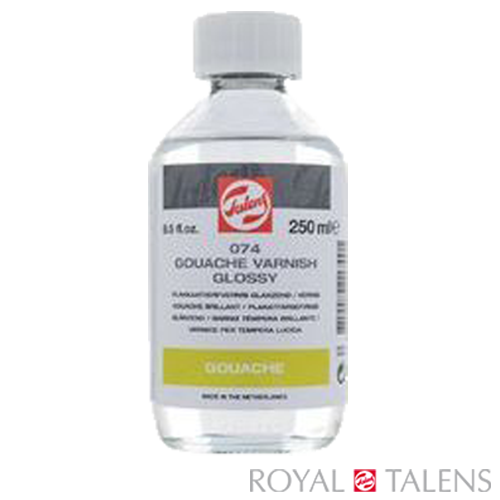 24300074 GOUACHE VARNISH 250ML