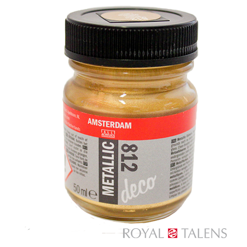 51248120 AAC METALLIC JAR 50 BRASS