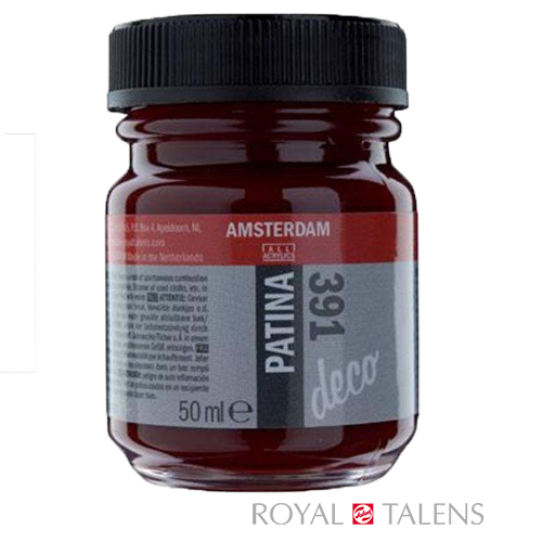55243910 AAC PATINA JAR50 ANTIQUE RED