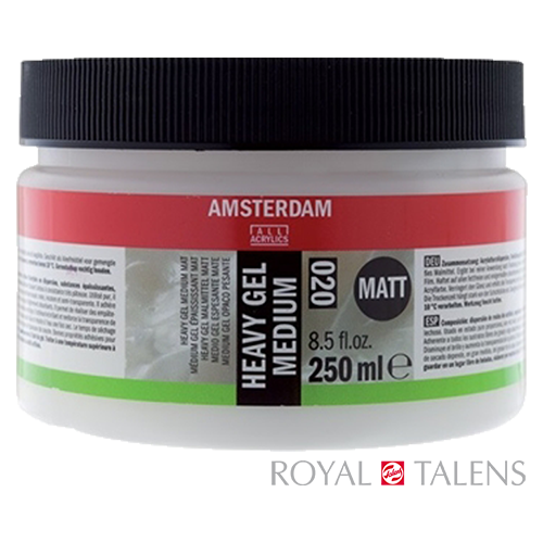 24173020 AAC HEAVY GEL MEDIUM MATT 250ML