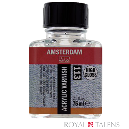 24283113 AAC ACRYLIC VARNISH HIGH GLOSS 75ML
