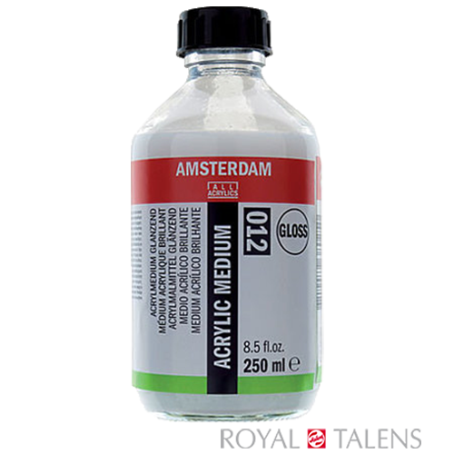24173117 ACC ACRYLIC MEDIUM MATT 250ML