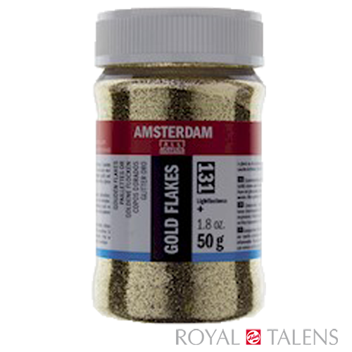 24263131 AAC GOLD FLAKES GLITTER 50G