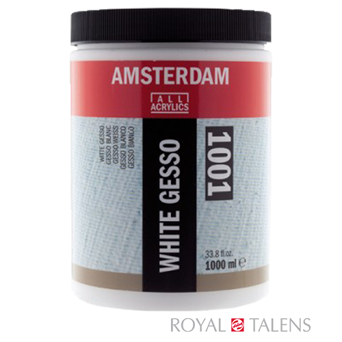 24194001 AAC WHITE GESSO 1000ML