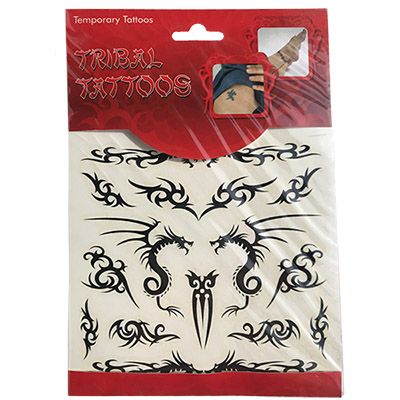 K00426 TATTOO MASK